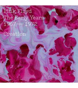 The Early Years 1967-1972 Cre/Ation (2 CD)