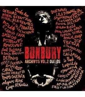 Archivos Vol 2: Duetoss-3 CD +4 LP