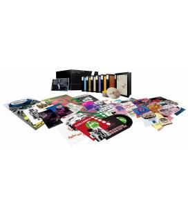 "The Early Years Boxset-12 CD +10 DVD+8 BLU-RAY+ 4 EP (7"")"