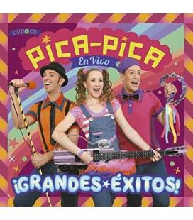En Vivo - Grandes Exitos-1 CD+1 DVD
