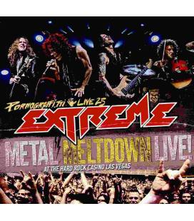 Pornograffitti Live 25/Metal Meltdown-2 LP