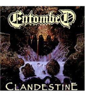 Clandestine-1 CD