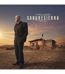 Sangre Sierra-1 CD