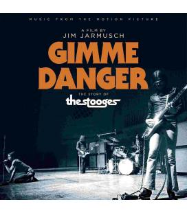 Gimme Danger : Music From The Motion Picture-1 CD