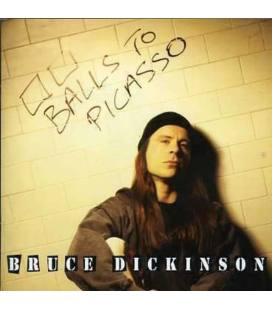 Balls To Picasso-2 CD