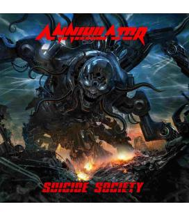 Suicide Society + Download Card-1 LP+DOWNLOAD CARD