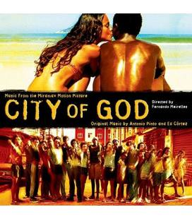 City Of God-1 LP