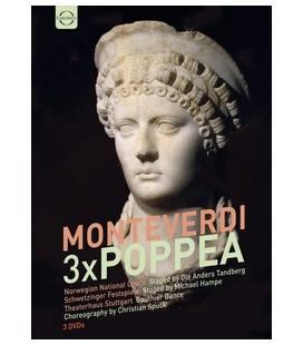 Monteverdi - Poppea-3 DVD