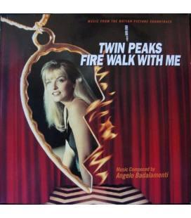 Twin Peaks - Fire Walk With Me-1 LP