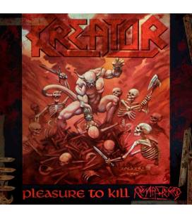 Pleasure To Kill-1 CD