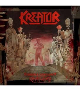 Terrible Certainty-2 CD