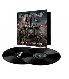 A Matter Of Life And Death-2 LP