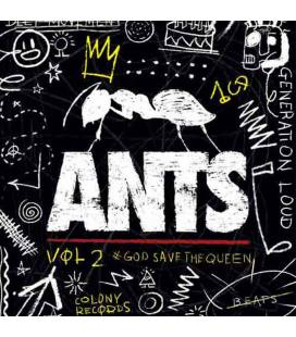 Ants Vol 2 - God Save The Queen-1 CD DIGIPACK