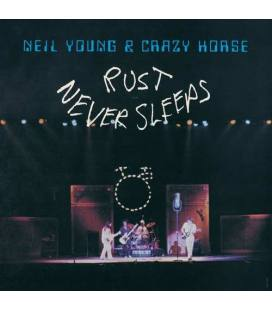 Rust Never Sleeps-1 LP