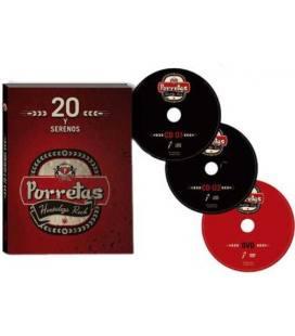 20 y Sereno-2 CD +1 DVD
