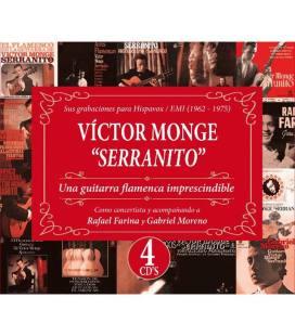 Una Guitarra Flamenca Imprescindible-4 CD MULTIBOX