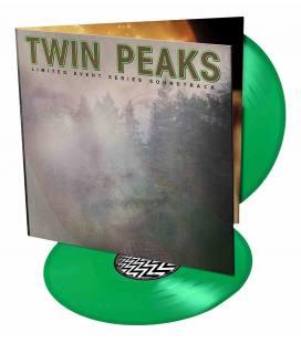 Twin Peaks (Limited Event Series Soundstrack). Edición Limitada-2 LP
