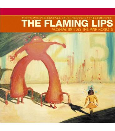 Yoshimi Battles The Pink Robots-1 LP PICTURE