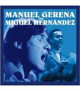 Manuel Gerena Con Miguel Hernández-1 CD