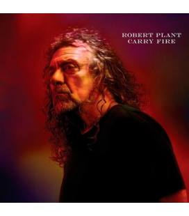 Carry Fire-1 CD DIGIPACK