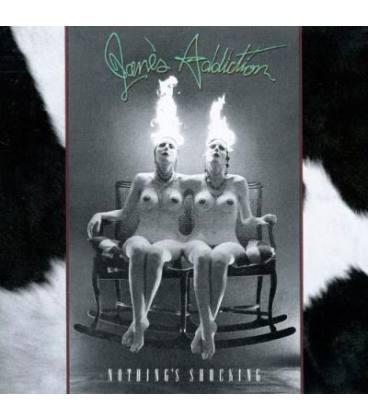 Nothing's Shock-1 LP