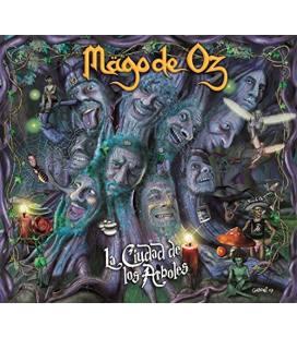 La Ciudad De Los Árboles-1 LP+1 CD