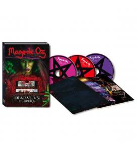Diabulus In Opera-2 CD +1 DVD