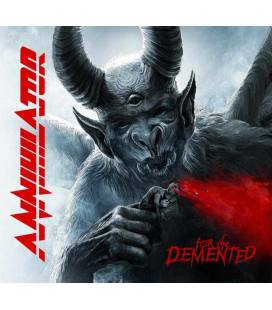 For The Demented-1 CD DIGIPACK - LIMITED