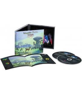 Topographic Drama: Live Across America-2 CD DIGIPACK