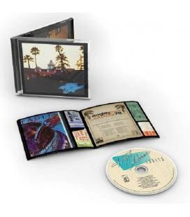 Hotel California: 40Th Anniversary Edition-1 CD JEWEL