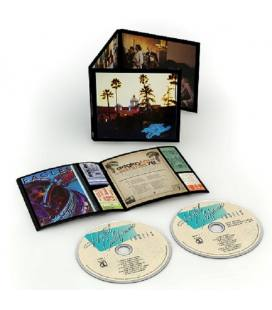 Hotel California: 40Th Anniversary Edition-2 CD DIGIPACK