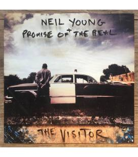 The Visitor-1 CD
