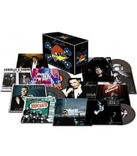 Discografía Loquillo-BOX: 11 CD