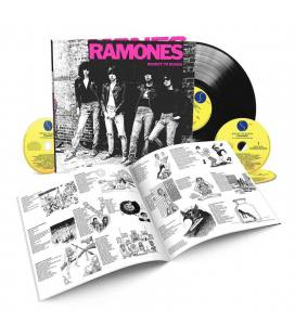 Rocket To Rusia 40Th Anniversary Deluxe Edition-BOX:3 CD+1 LP