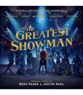 The Greatest Showman, Bso-1 CD