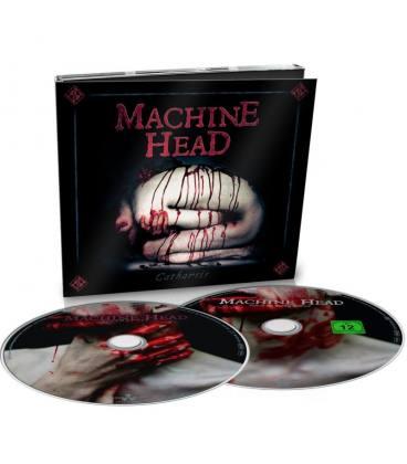 Catharsis-1 CD+1 BONUS DVD