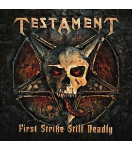 "First Strike Still Deadly-1 LP +1 SINGLE 7"""