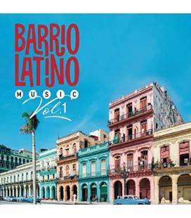 Barrio Latino Music #1 (1 CD)