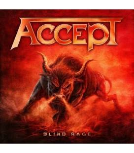 Blind Rage-1 CD