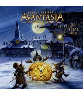 The Mystery Of Time-1 CD