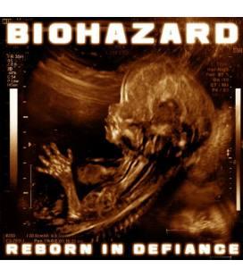 Reborn In Defiance-1 CD