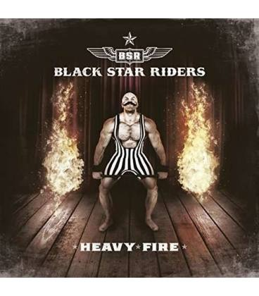 Heavy Fire-1 CD