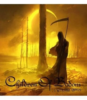 I Worship Chaos-1 CD