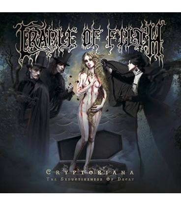 Cryptoriana - The Seductiveness Of Decay-1 CD