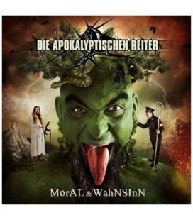 Moral & Wahnsinn Normal-1 CD