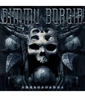 Abrahadabra-1 CD