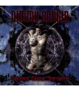 Puritanical Euphoric Misanthro-1 CD