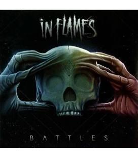 Battles-1 CD