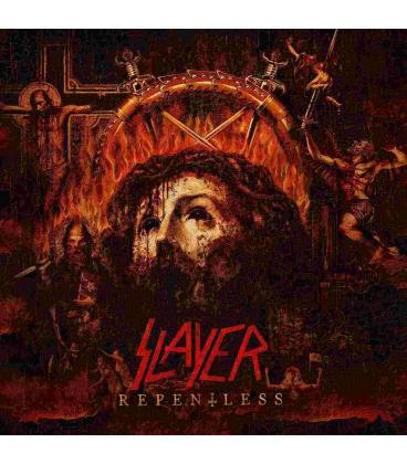 Repentless-1 CD