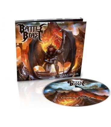 Unholy Savior-1 CD